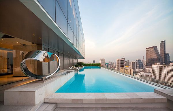The-Room-Sathorn-bangkok-condo-for-sale-swimming-pool