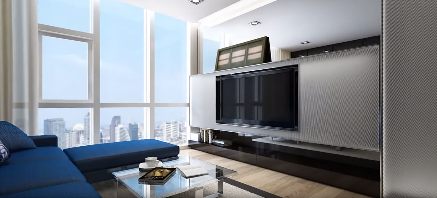 The-Room-Sathorn-bangkok-condo-1-bedroom-for-sale-photo-1